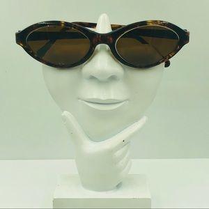 Anne Klein K5010 Tortoise Oval Sunglasses Frames